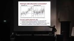 Jouni Räisänen: Ilmastonmuutoksen perusteet