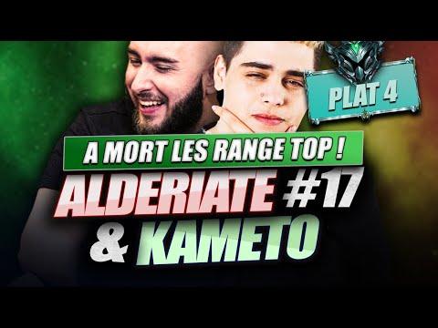Vidéo d'Alderiate : [FR] ALDERIATE & KAMETO - OLAF VS TF - PATCH 9.14 - ILS BAN JAX ET TRYNDA : MENFOU