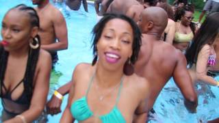 Afro-Caribbean Pool Party Highlights