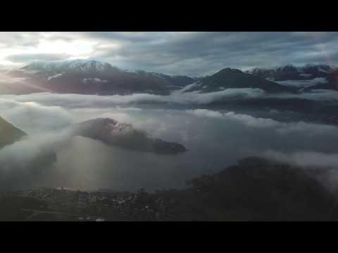 After the rain | clarinet + live electronics + drone | Anton Dressler
