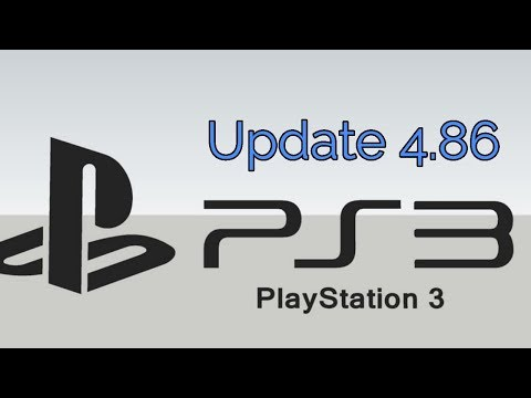 """PlayStation 3 """"Update"""" 4.86 What Changed?"""