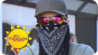 Dreiste Diebe: Mit diesen Tricks klauen Gangster alles   SAT.1 Frühstücksfernsehen   TV