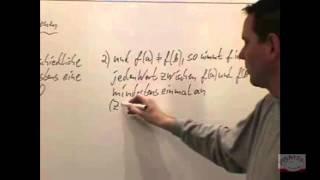 11024 - Stetigkeit von Funktionen - Eigenschaften