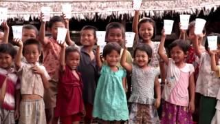 Programa de agua Potable de P&G - CSDW (Children's Safe Drinking water)
