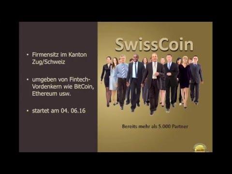 Swisscoin Erfahrungen