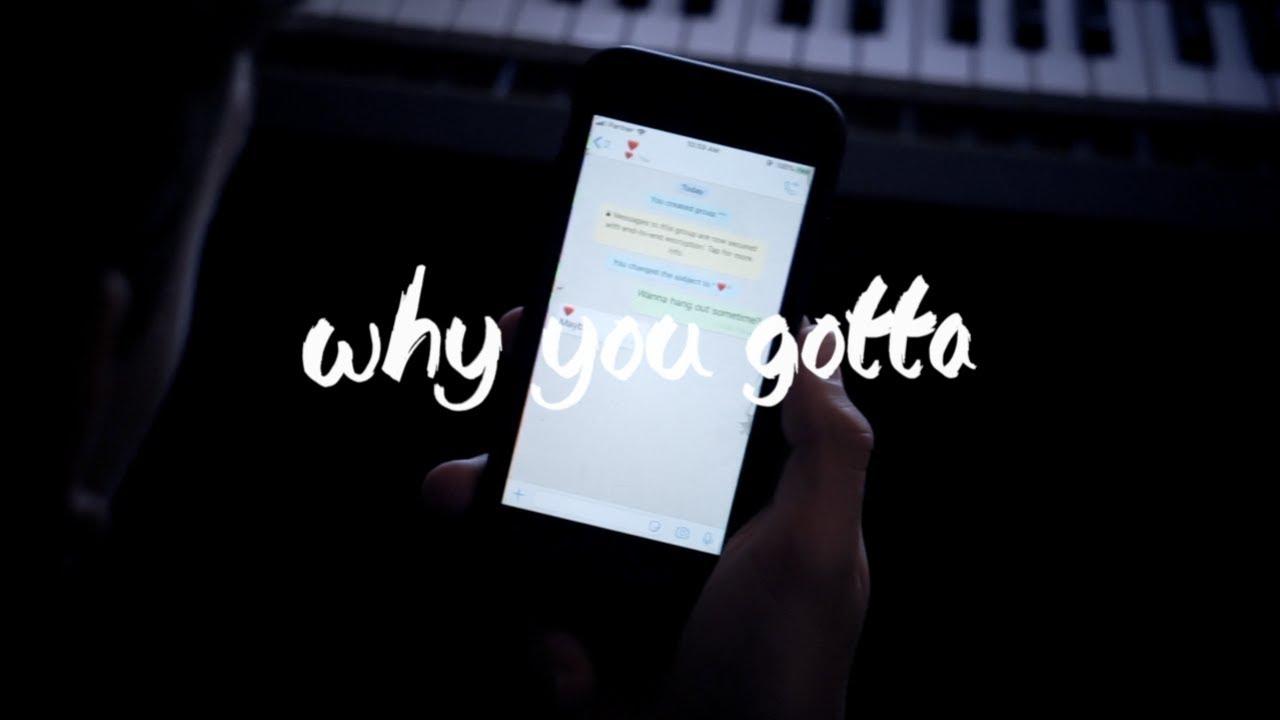 Gil Kay -Why You Gotta (feat.Erez Broide)(קליפ רשמי)