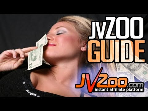 JVZoo Affiliate Marketing Guide – Register with JVZoo & Request Affiliate URL's