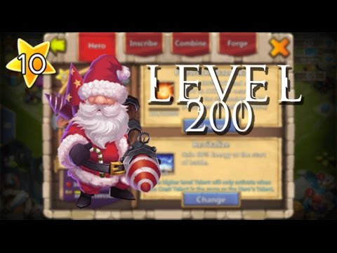 Castle Clash: Level 200, 10 Star Heroes Thoughts