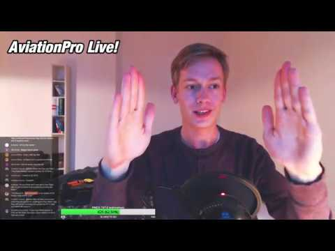 AviationPro Live! Thoughts on X-Plane 11 & Wishes for Prepar3D V5 + Q&A!