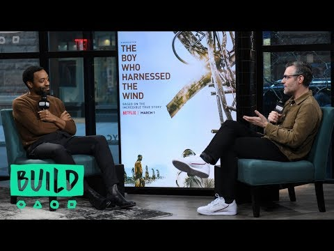 "Chiwetel Ejiofor Speaks On ""The Boy Who Harnessed the Wind"""