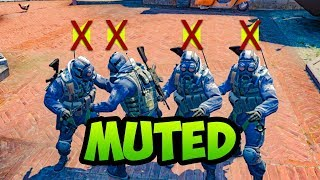 I Had To MUTE Everyone In The Game - CSGO Faceit Inferno
