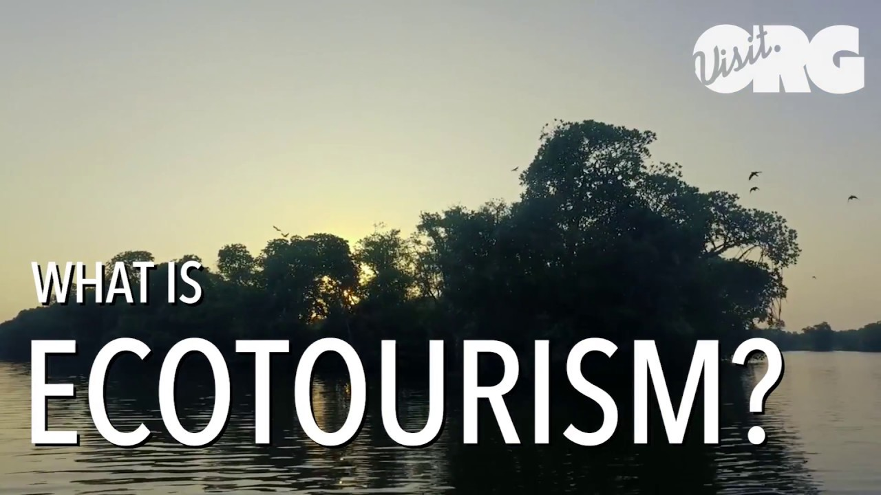 What is Ecotourism? - everything you need to know about