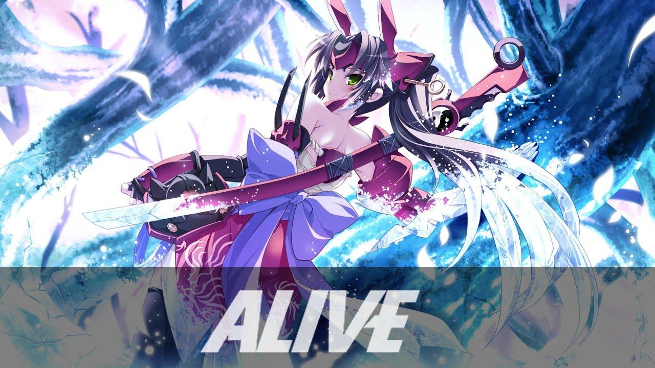 Nightcore - Alive [Hardwell Remix] - YouTube