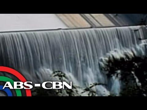 Bandila: Mga dam sa Luzon, binabantayan ng NDRRMC
