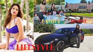 Sunny Leone Lifestyle in bangla 2020, Income, House,Cars, Family,Kids, Husband, Biography, Net worth