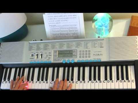How To Play Titanium David Guetta Ft Sia Youtube