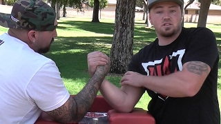 3 Arm Wrestling Tricks to Help You Win Every Match