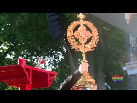 Marian Days 2016 - Thánh Lễ Đại Trào Tôn Kính Các Thánh Tử Đạo Việt Nam