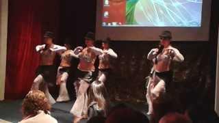 Tango Oriental - Irisis Ghadim y Osiris Anub