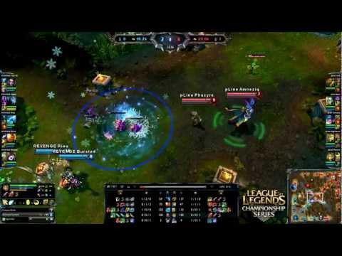 LCS Qualifiers - Revenge vs Punchline - Game 2