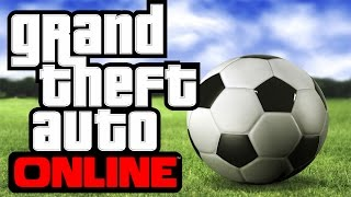 Minge de Fotbal Antiglonţ | Gta 5 Online
