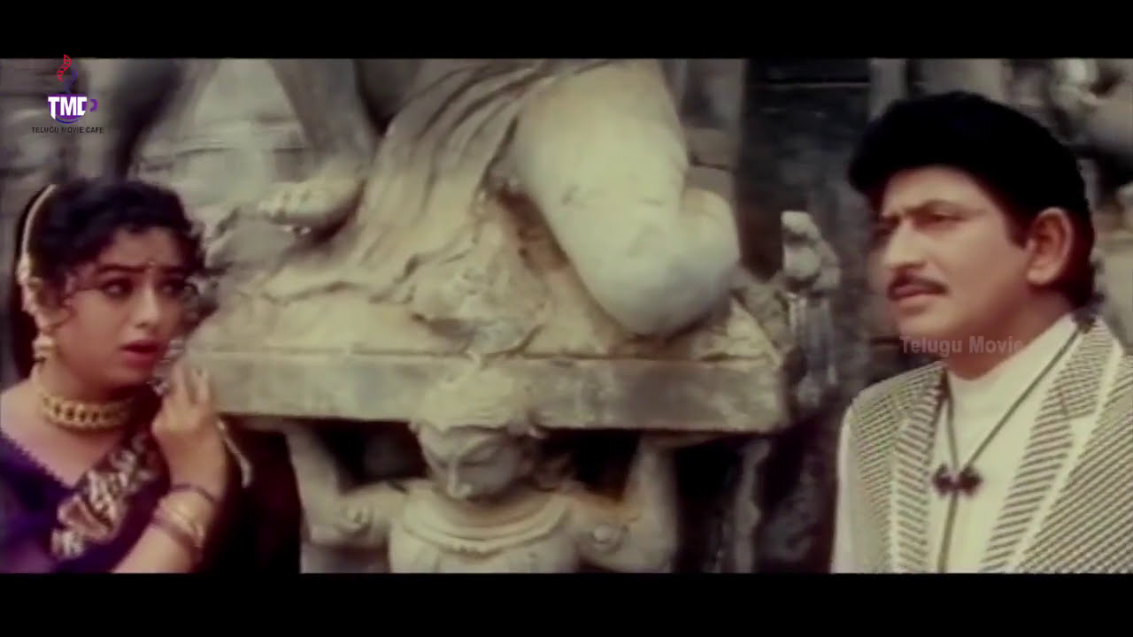 Download Edo Manasu Paddanu Video Song    Amma Donga Movie    Krishna, Soundharya, Aamani, Indraja