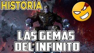 Las Gemas del Infinito | Historias de Cómics