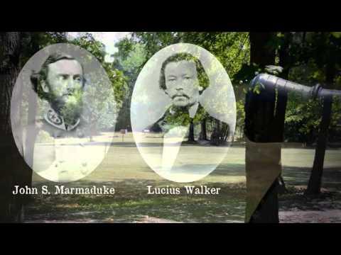 Arkansas's Civil War Battlefields - Arkansas Historic Preservation Progam