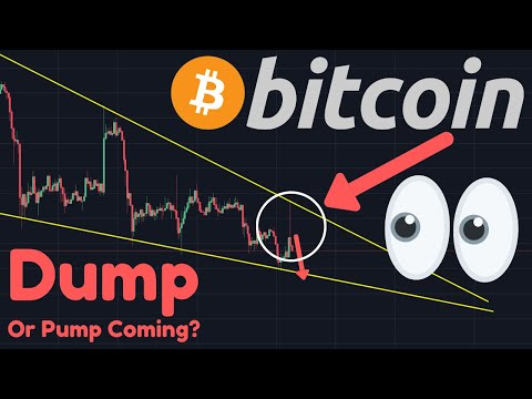 BITCOIN DUMPING 12%!!! | Inverse Head & Shoulders Dead?? | $11,500 Support?! from YouTube · Duration:  4 minutes 38 seconds