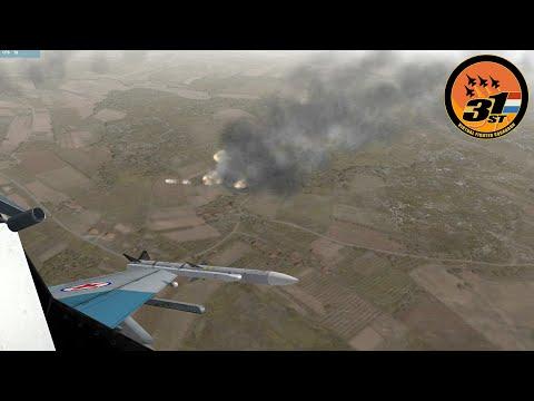 Falcon BMS: Full Battle for Balkans Interdiction @ Falcon Online
