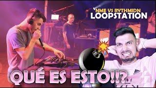 REACCIONO A ESTA LOCURA! - NME vs RYTHMIND | Grand Beatbox Battle 2019 | LOOPSTATION Final