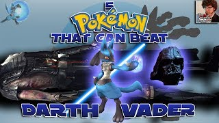After taking a look at the five Pokémon that were able to beat Supe...