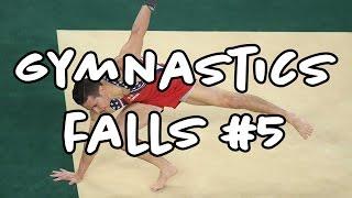 50 GYMNASTICS FALLS #5