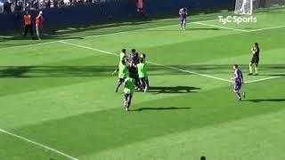 Show de goles de la 11° Fecha de la Primera Nacional