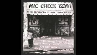 Mic Check 1234 - 06 - Los Angeles Blues (Tupac Shakur x X)
