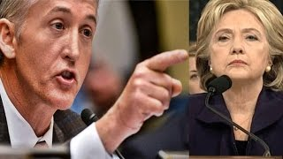 Trey Gowdy Finds Out FBI Withholding Information About Hillary Clinton's Interview