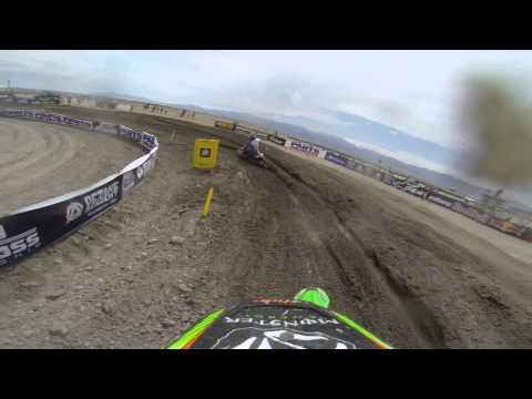 GoPro HD: Ryan Villopoto's Championship Win - Miller MX Lucas Oil Pro Motocross Championship 2013
