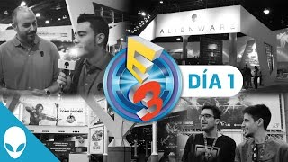 Alienware en #E32016: Día 1