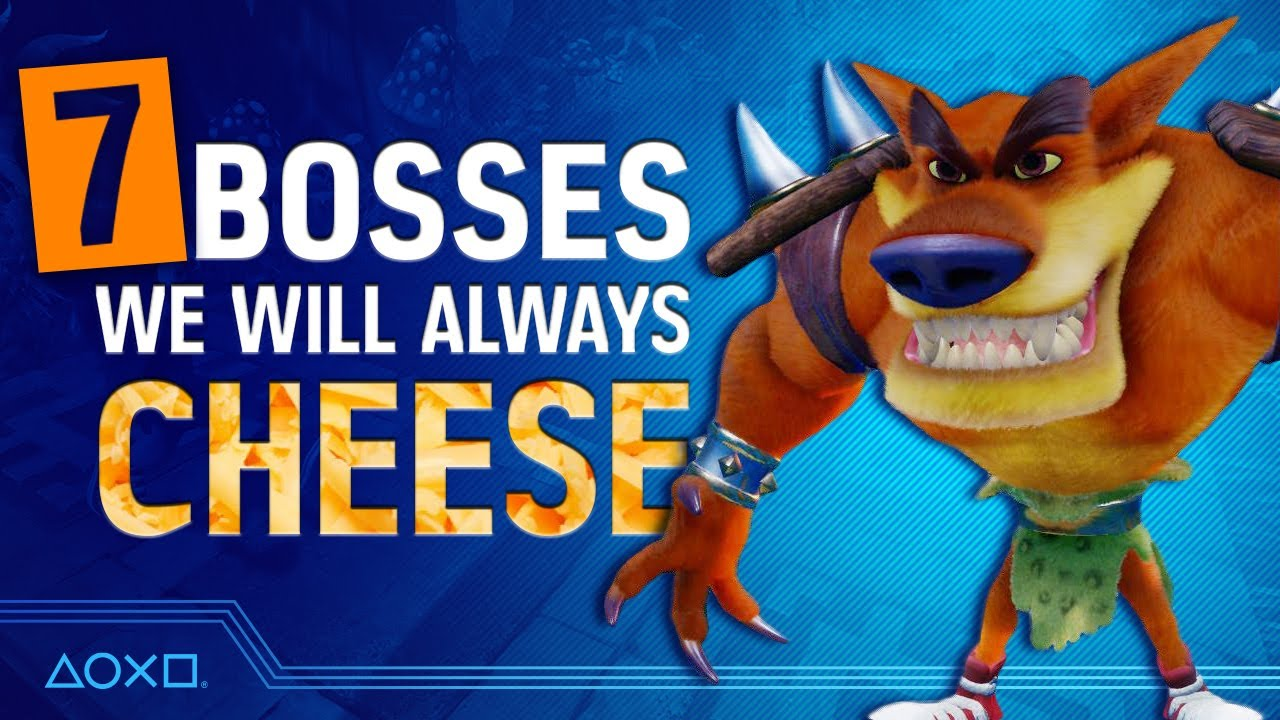 7 Bosses We Cheesed And Would Cheese AGAIN