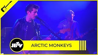 Arctic Monkeys - Why'd You Only Call Me When You're High | Live @ JBTV