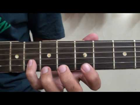 HOW TO PLAY - TITAN WATCH AD THEME SONG - LEARN GUITAR TABS
