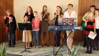 Молодежная Группа Прославления 30 марта 2013