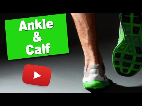 Muscular Atrophy Exercises | Strengthen Your Ankle and Calf