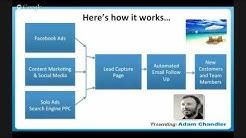 List-Leverage, List-Building Training with Adam Chandler