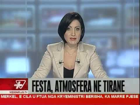 News Edition in Albanian Language - Vizion Plus - 2012 November 28 - 15:00
