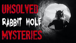 4 Cryptic UNSOLVED Mysteries that will Lead You Down Rabbit Holes