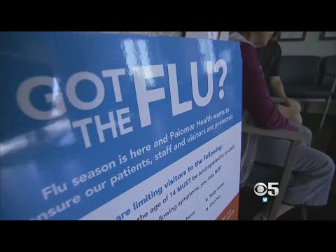 Deadly Flu Epidemic Hits California Hard
