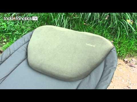 Tackle Fanatics TV - Trakker RLX 6 Leg Bedchair