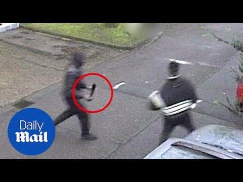 CCTV footage shows violent confrontation before Harry Uzoka was murdered