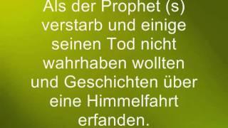 """Anti-Ahmadiyya AlbaMuslims LÜGE über """"Qad Khalat"""" (Isa nicht verstorben?)"""